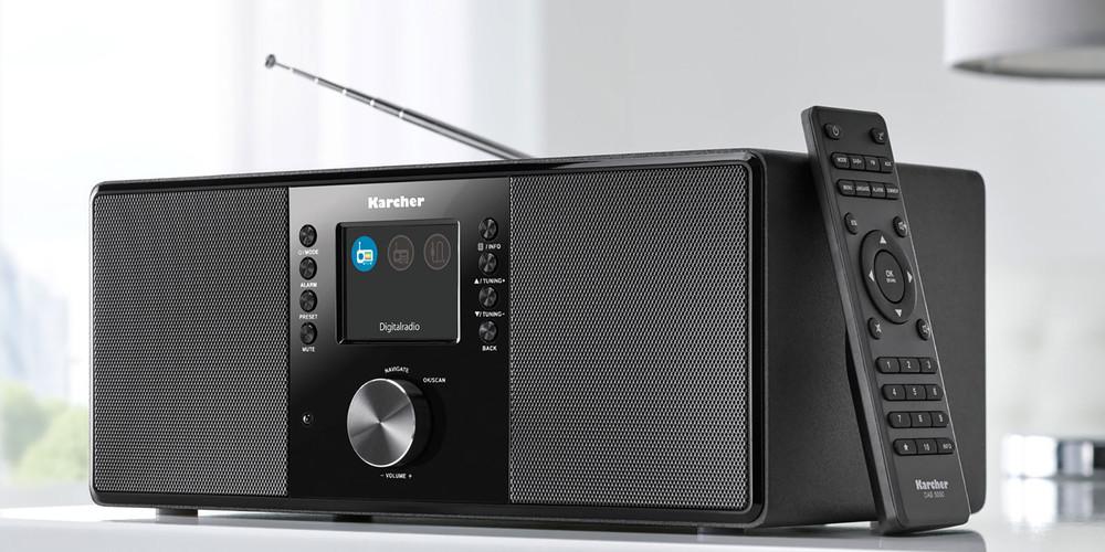 DAB-Radios ermöglichen einen rauschfreien, klaren Empfang (Bild: zVg)