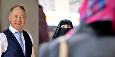 Dr. Philipp Gut: «Burka und Niqab sind die stoffgewordenen Symbole einer frauenfeindlichen Ideologie, in welcher der Mann die Frau als sein Eigentum betrachtet.»
