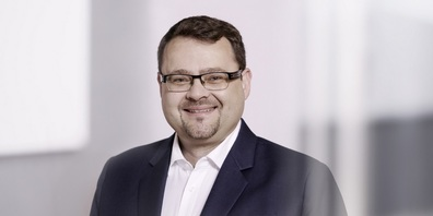 Christian Brendel, Leiter Qualitätsmanagement und Nachhaltigkeit der Ernst Sutter AG.