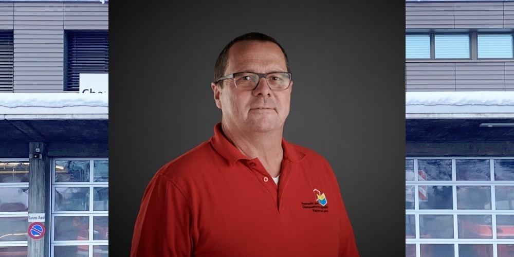 Feuerwehr-Chef Roland Meier: «Die Zusammenarbeit in der Region wird in Zukunft immer wichtiger. »