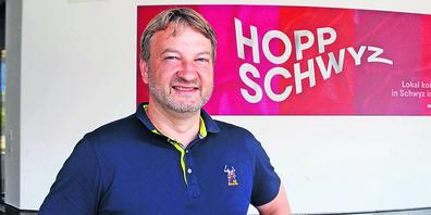 «Noch vor der Sommerpause fallen wichtige Entscheide», sagt Urs Durrer, Leiter Amt für Wirtschaft.