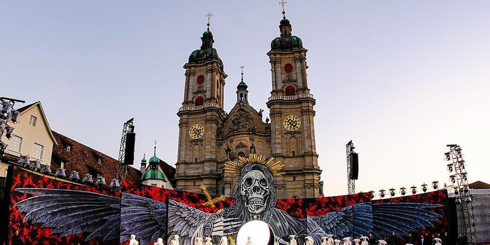 Die St.Galler Festspiele auf dem Klosterplatz wecken erneut den Unmut.