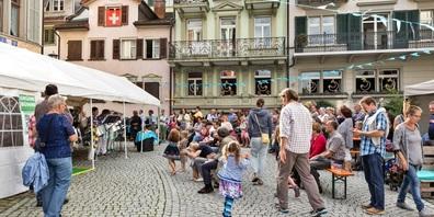Das Fest präsentiert bereits zum siebten Mal einen bunten Strauss an Darbietungen von Künstlern von Nah und Fern.