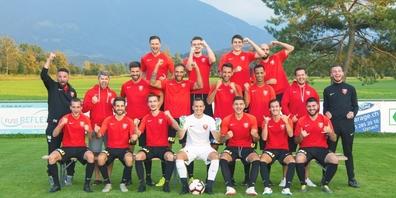 Der FC Uznach zur Migros-Aktion: «Wir sind von der grossartigen Unterstützung überwältigt und sehr glücklich über das Resultat.»