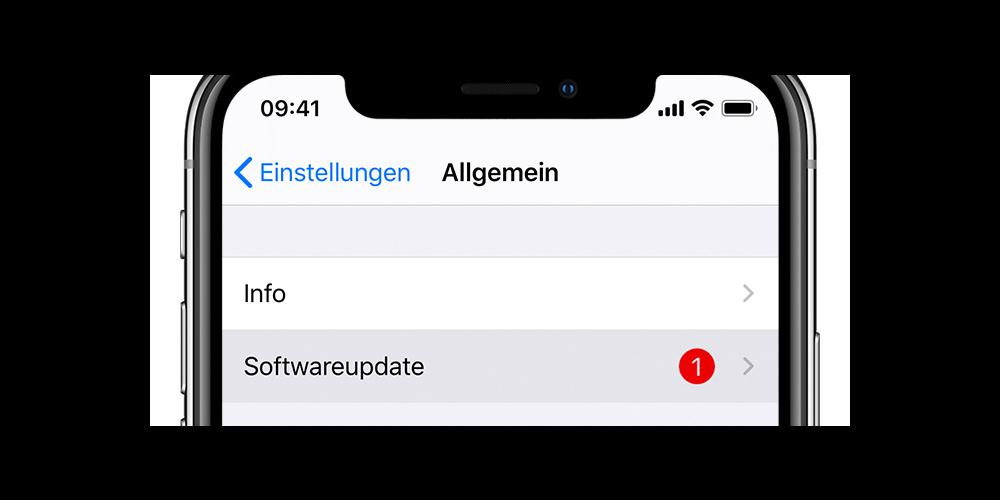 Nervig. Und einfach zu oft. Die Aufforderung zum Softwareupdate bei Apple-Produkten. (Bild: zvg)