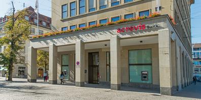 Auch vor dem Hauptsitz in St.Gallen wird am 23. September gefeiert
