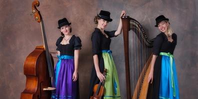 Die Gemeinschaftskonzerte des Orchesters con brio mit der Gruppe «Die Hoameligen» (Bild) in Jona, Galgenen und Glarus werden auf 2021 verschoben.