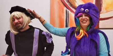 Pat und Oli am SchmuDo: Wer ging aus der Challenge als Gewinner hervor? Schau dir das Video an!