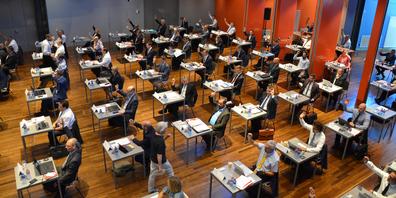 Morgen Mittwoch trifft sich der Schwyzer Kantonsrat zur ersten Sitzung nach den Sommerferien.