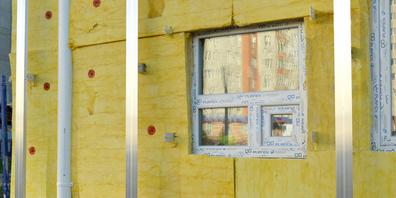 Das Energiekonzept soll unter anderem dazu beitragen, durch bessere Gebäude-Isolierung Energie zu sparen.
