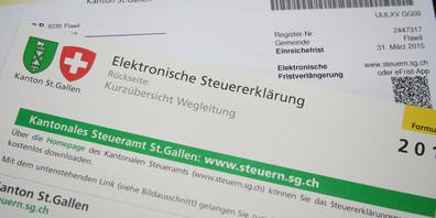 Der Steuerabschluss in Kaltbrunn fiel erfreulich aus.