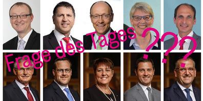 Wir stellen den Regierungsratskandidierenden in einer zehnteiligen Serie die «Frage des Tages».