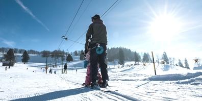 Fantastische Winterbedingungen herrschten im Januar und Februar 2019 für Wintersport, was einen Beitrag zu den guten Zahlen leistete.