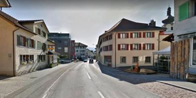 Am Wochenende kam es an der Dorfstrasse in Kaltbrunn zu einer Schiesserei mit vier beteiligten Männern.