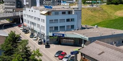 Baldegger Group: Standort an der Flawilerstrasse 31 in Wil.