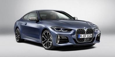 Das neue BMW 4er Coupé zeigt sich eigenständiger und sportlicher denn je.