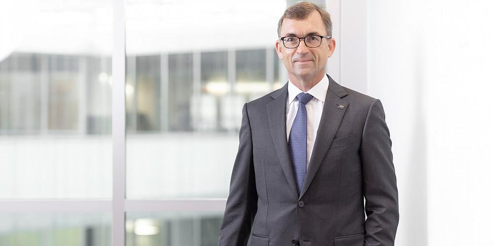 SGKB-CEO Roland Ledergerber
