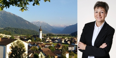 Daniela Brunner ist seit Februar 2020 im Amt als Gemeindepräsidentin von Kaltbrunn.