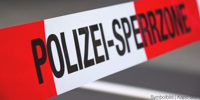 Am Freitagabend musste die Kantonspolizei St.Gallen wegen eines Streits zwischen vier Männern in Kaltbrunn ausrücken (Symbolbild).
