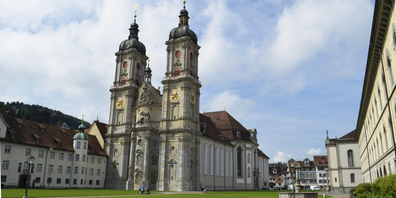 Weniger Touristen in der Schweiz – auch in St.Gallen.