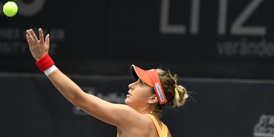 Den grossen Wurf im Blick: Belinda Bencic will ihren Vorschusslorbeeren gerecht werden – an den Spielen in Tokio hat sie dazu zwei Chancen.