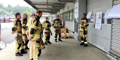 Bis im November 2021 muss über das Feuerschutzreglement von Rapperswil-Jona an der Urne abgestimmt werden.