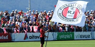 Am kommenden Samstag dürfen 100 Zuschauer live am Match dabei sein, zusätzlich gibt es noch eine Live-Übertragung per YouTube.