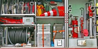 Das Reglement regelt die Organisation und das Verfahren des Feuerschutzes in Amden. (Symbolbild)
