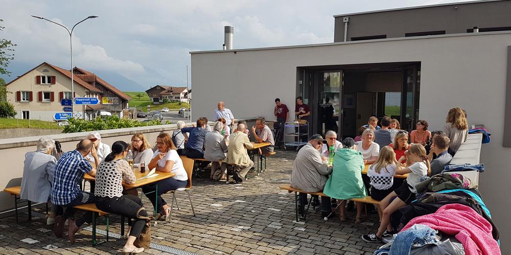 Linth24 - Schönes Kirchenfest in Gommiswald