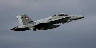 Am 27. September wird entschieden, ob neue Kampfflugzeuge beschafft werden.