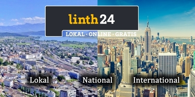 Linth24 mit mehr News, einer noch übersichtlicheren Startseite sowie einem Schnellzugriff fürs Handy.