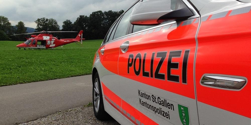 Nach der Erstversorgung wurde der 8-Jährige mit der Rega ins Spital geflogen. (Symbolbild)
