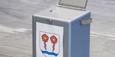 Die Vorlagen, die Ende Oktober zur Abstimmung gelangen, betreffen den Klima-Schutz und den Umbau des Rapperswiler Schlosses.
