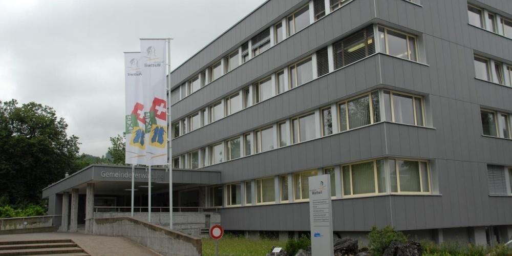 Gemeinde Wattwil. (Symbolbild)