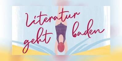 Am 8. September 2021 geht «die Literatur wieder baden» in der Badi Stampf.