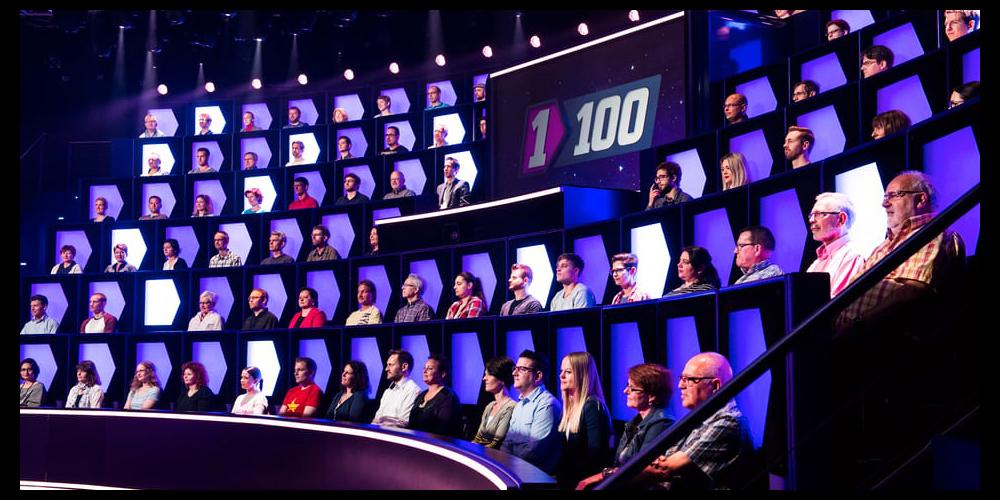 «Da gibt es nichts zu lachen, erst recht nicht, seit Susanne Kunz nicht mehr moderiert»: Redaktorin Johanna Mächler über die Sendung «1 gegen 100». (Bild: youtube.com)