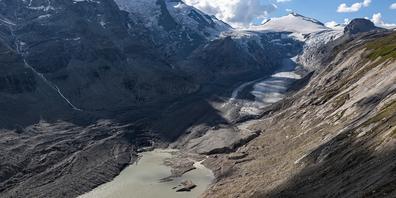 Der Klimawandel macht den Gletschern zu schaffen und sorgt für viel Schmelzwasser. (Bild: Keystone)