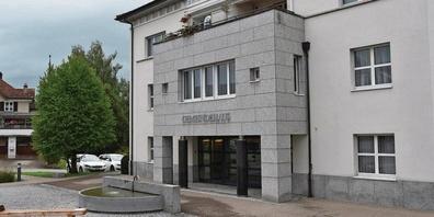 Gemeindehaus Lütisburg