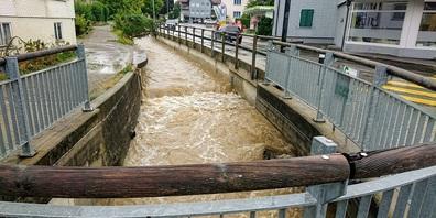 Am 29. September 2021 findet eine Informationsveranstaltung zum Thema Hochwasserschutz Dorfbach Zuzwil statt.