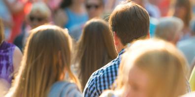Die Bevölkerung im Kanton St.Gallen nahm im Vergleich zum Vorjahr um 3'037 Personen zu. (Symbolbild)