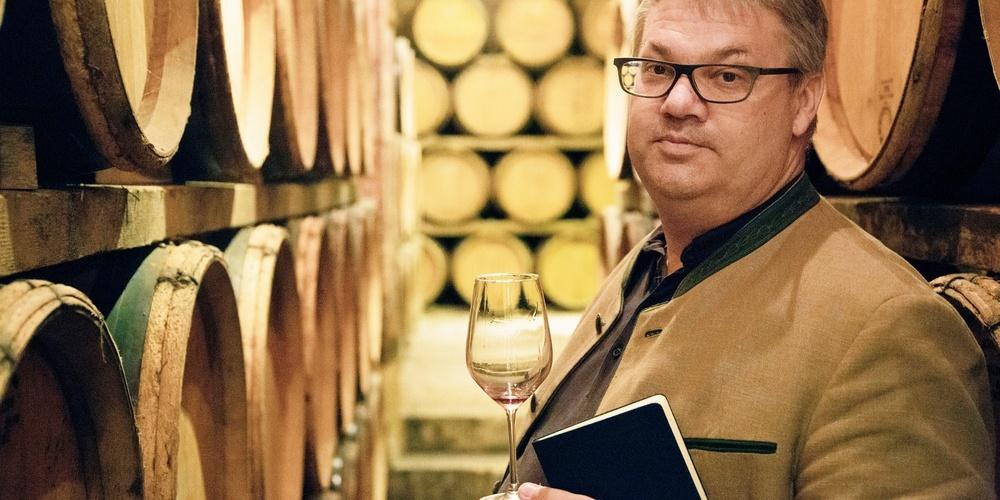 Philipp Schwander, «Master of Wine» aus St.Gallen