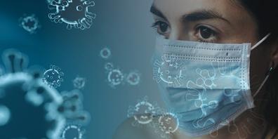 Die Schweiz verzeichnete in den letzten 24 Stunden 154 laborbestätigte Corona-Neuinfektionen. (Symbolbild)