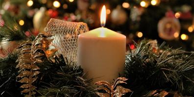 Adventsstimmung muss auch heuer ohne Weihnachtsmarkt in Wollerau aufkommen.