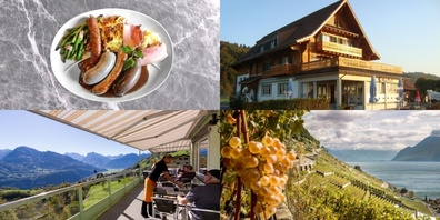 Der Herbst ist da, das Wild steht auf der Karte. Hansjörg Dietiker listet einige Restaurants auf, in welchen das Wild besonders gut schmeckt.