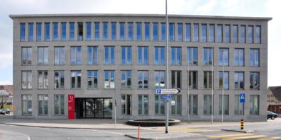 Das Stadthaus von Rapperswil-Jona.