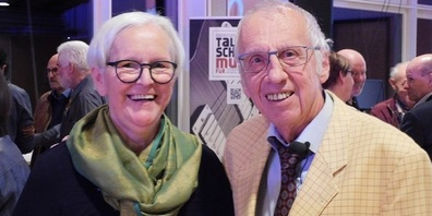 Ursula und Markus Egli. Jonschwil