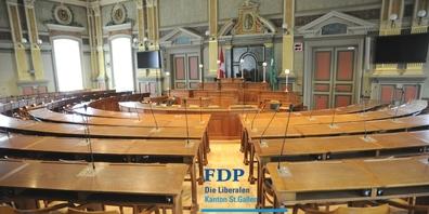Die FDP-Fraktion blickt mit Zufriedenheit auf die Junisession zurück.
