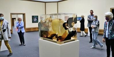 Die Mitglieder des Kunstvereins Oberer Zürichsee besuchten zwei Museen in Winterthur, in welchen es spannende Ausstellungen zu Kunst und Fotografie zu bestaunen gab.