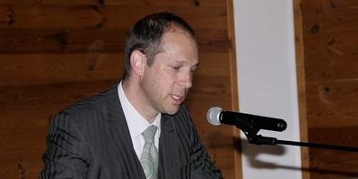 Eichbergs Gemendepräsident Alex Arnold: «Diskussion ist wichtig, gerade für eine Demokratie»