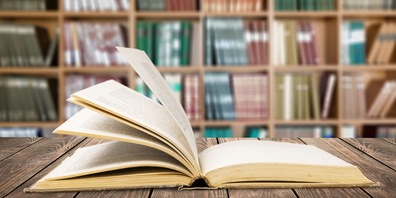 Bibliotheken bieten ein grosses Informations- und Unterhaltungsangebot